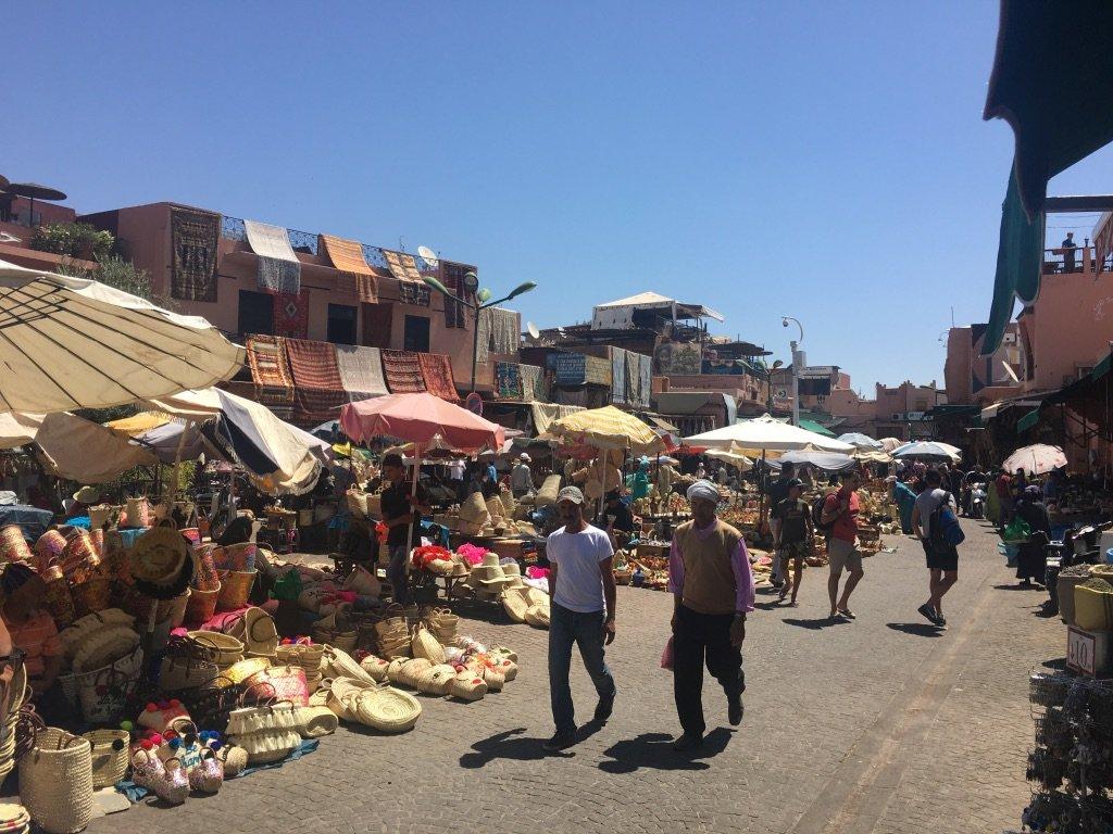Wandelretarite Marrakesh