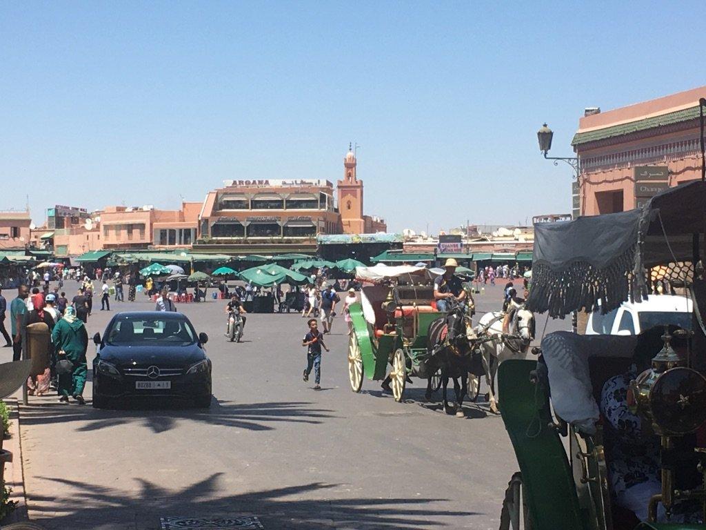 Wandelretraite Marrakesh Marokko